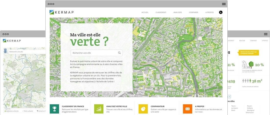Présentation de la plateforme nos villes vertes